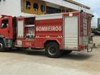 Princípio de incêndio atinge pátio da Funad em João Pessoa