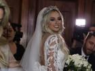 Veja detalhes do casamento de Juju Salimeni e Felipe Franco