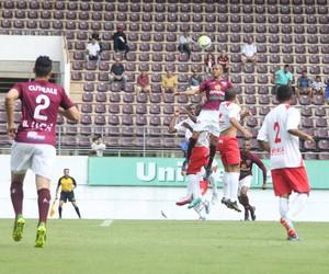 Ferroviária 1 x 1 Batatais - Copa Paulista 2014 (Foto: Leonardo Fermiano/Site AFE)