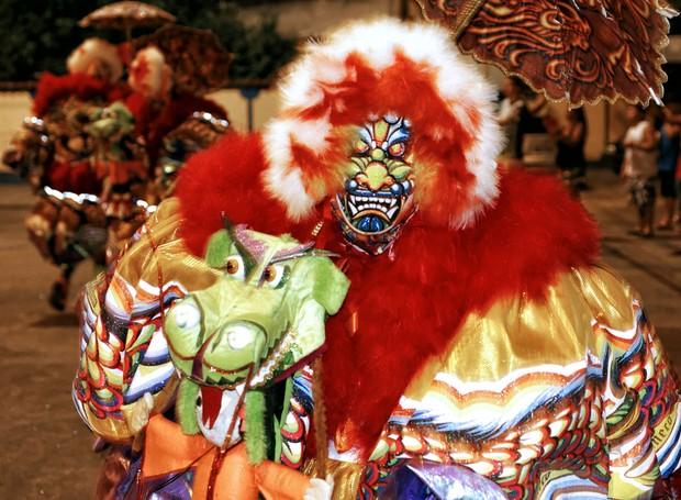 exposicao-festa-brasileira-fantasias-feitas-a-mao-sebrae-crab-4 (Foto: Divulgação)