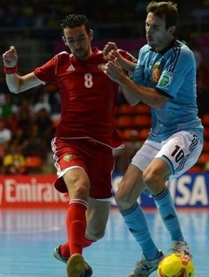 Espanha Marrocos futsal (Foto: Getty Images/Fifa)
