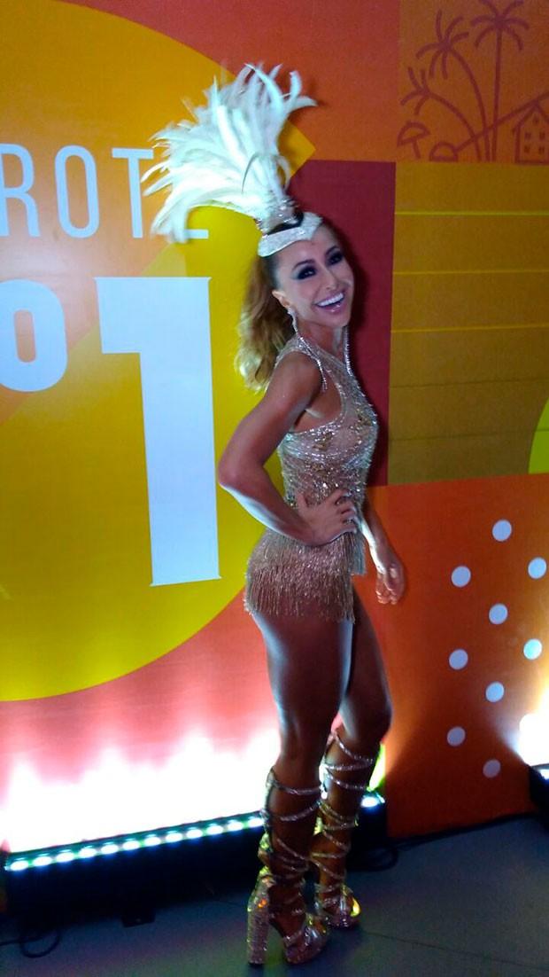 Sabrina Sato (Foto: Ed. Globo)