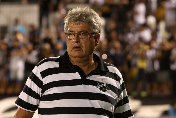 ABC - Geninho, técnico (Foto: Frankie Marcone/ABC FC/Divulgação)