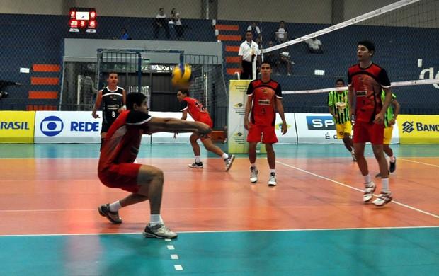 paraíba, vôlei, campeonato brasileiro (Foto: Divulgação / CBV)