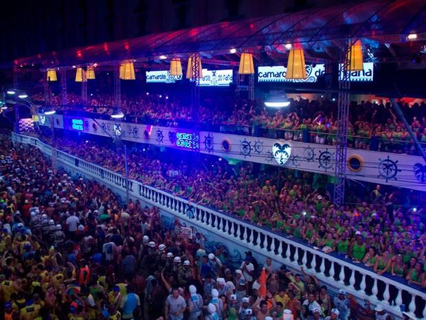 Camarotes ofertam serviços exclusivos no Carnaval 2016  (Foto: Divulgação)