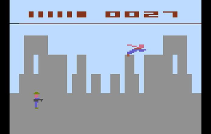 Superman começou sua carreira nos games no Atari (Foto: Reprodução/Wikimedia)