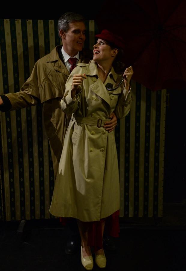 Dalton Vigh e a mulher, a atriz Camila Czerkes (Foto: Divulgação)