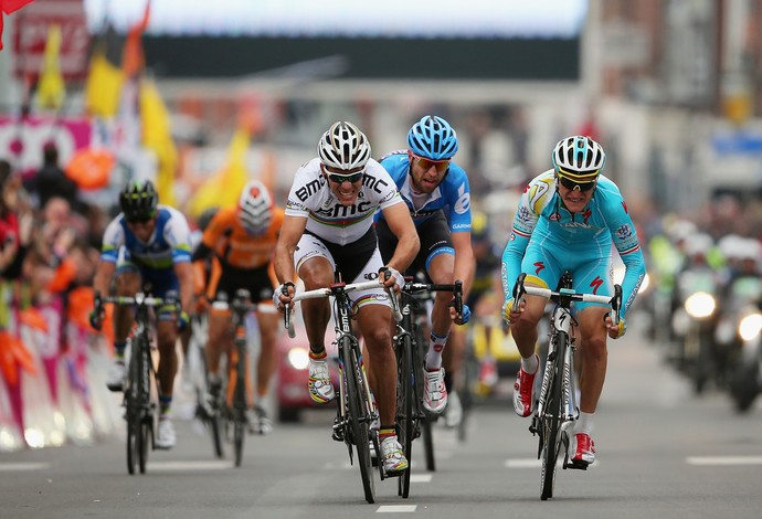 Ciclismo estrada - Campeonato Mundial (Foto: Getty)