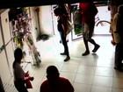 Polícia procura bando suspeito de aplicar golpe do 'cheque'; veja vídeo