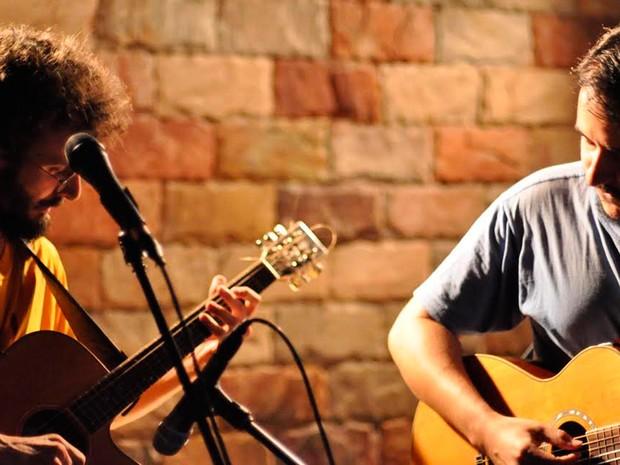 Poeta e músico Thiago David lança livro e CD no domingo (Foto: Divulgação)