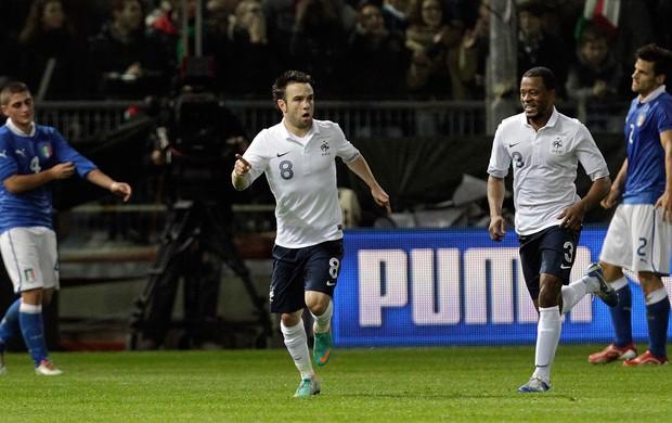 Valbuena gol França (Foto: Reuters)