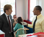 Bob Odenkirk e Giancarlo Esposito em 'Better call Saul' | Michele K. Short/AMC