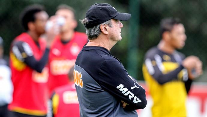 Levir Culpi Atlético-MG treino (Foto: Bruno Cantini)