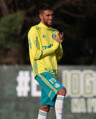 Rafael Marques Palmeiras (Foto: Cesar Greco/Ag Palmeiras)