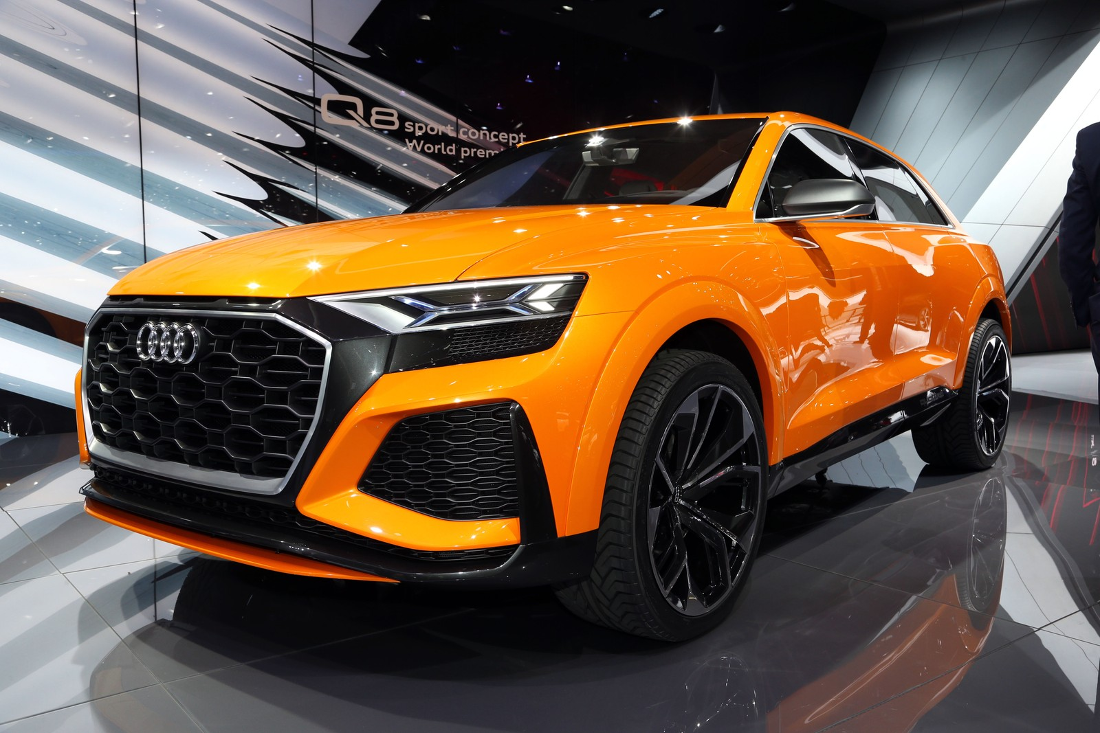 SUVs da Audi