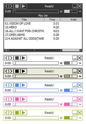 moo0 audio player