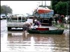 Com 52 municípios afetados no RS, chuva tira 4,6 mil pessoas de casa