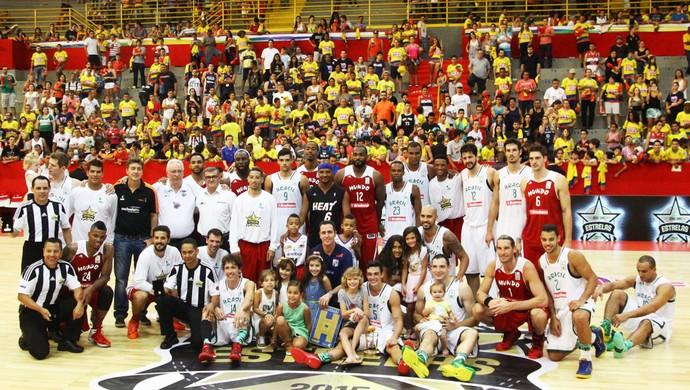 Jogo das Estrelas NBB 2015 (Foto: Cleomar Macedo)