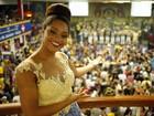 Fora de forma? Ju Alves rebate críticas: 'Rainha de bateria precisa de samba no pé'