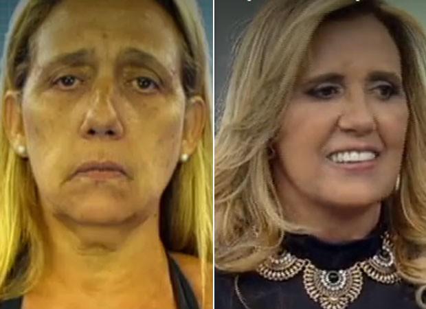 Rita Cadillac passa por transformação (Foto: Reprodução)