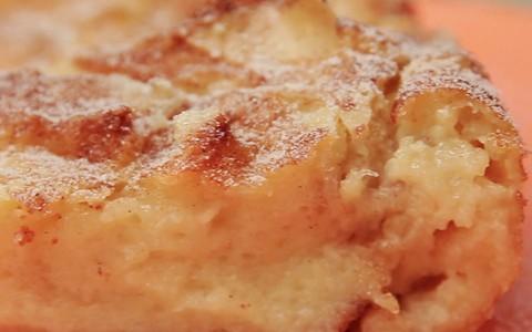 Torta de rabanada