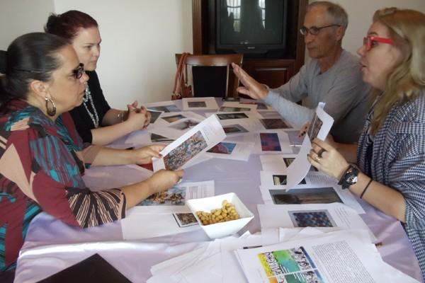 Curadores tiveram dificuldade em escolher as obras (Foto: Milena Bernardo)