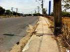 Motociclista morre ao colidir contra poste em avenida de Manaus