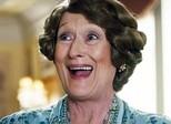 Meryl Streep teve que aprender a cantar mal para seu último filme