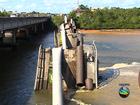 Laudo de ponte que desabou e rompeu tubos de adutora é concluído
