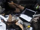 PF apreende cerca de R$ 100 mil em eletrônicos, em Foz do Iguaçu, no PR