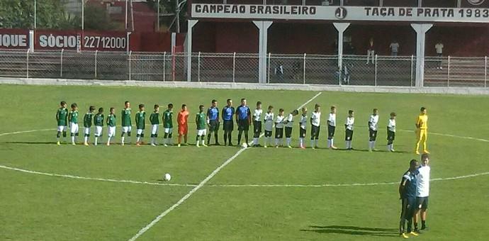 Palmeiras Corinthians sub-11 (Foto: Divulgação/Palmeiras)