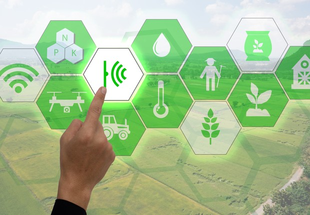 Agronegócio tecnologia (Foto: Thinkstock)