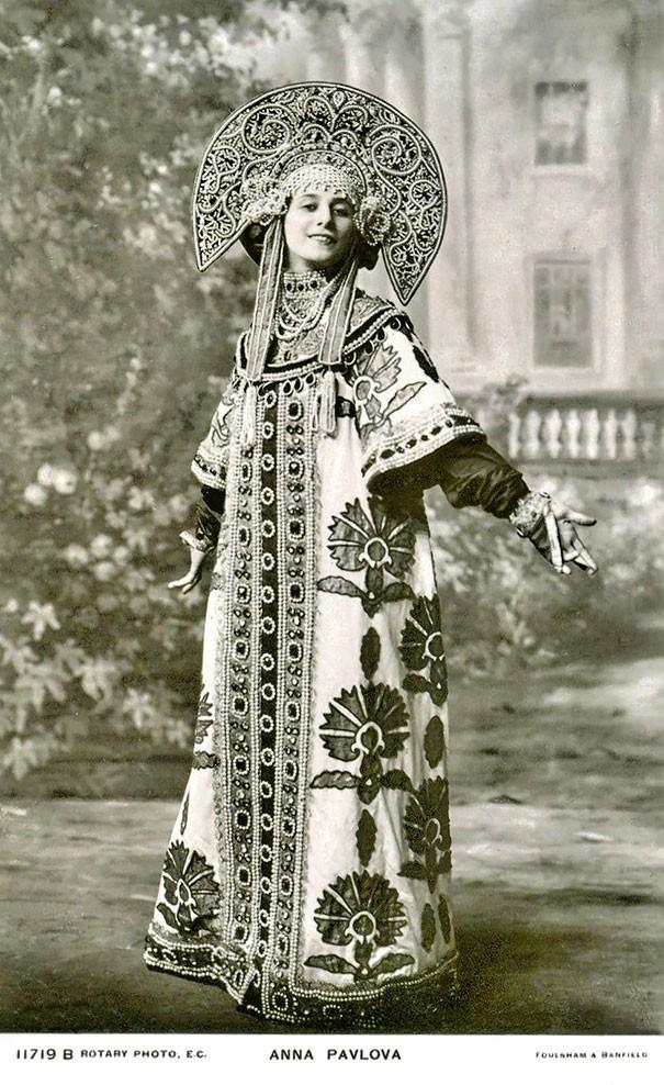 Anna Pavlovna, Prima Ballerina russa (Foto: Flickr)
