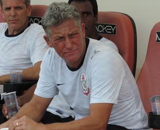 Márcio Bittencourt, ex-técnico do Corinthians (Foto: Marcus Vinícius Souza)