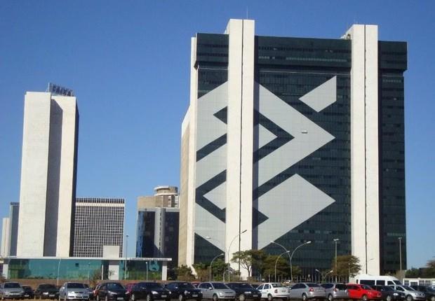 Sede do Banco do Brasil em Brasília (Foto: Lula Marques/Agência PT)