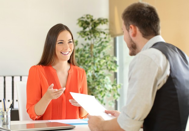 entrevista de emprego, emprego, trabalho, mulher, mulher profissional (Foto: Thinkstock)