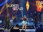 Devir agita plateia com música autoral e ganha elogio da Sandy: 'Canta pra caramba'