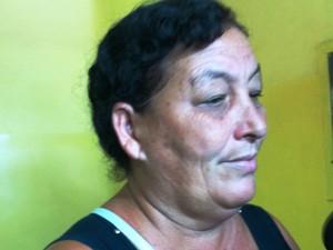 Mãe das crianças disse que nunca viu marido abusar dos filhos (Foto: Michelly Oda / G1)