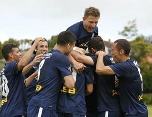 Auckland City Mundial de Clubes da Fifa (Foto: Divulgação/Site Oficial)
