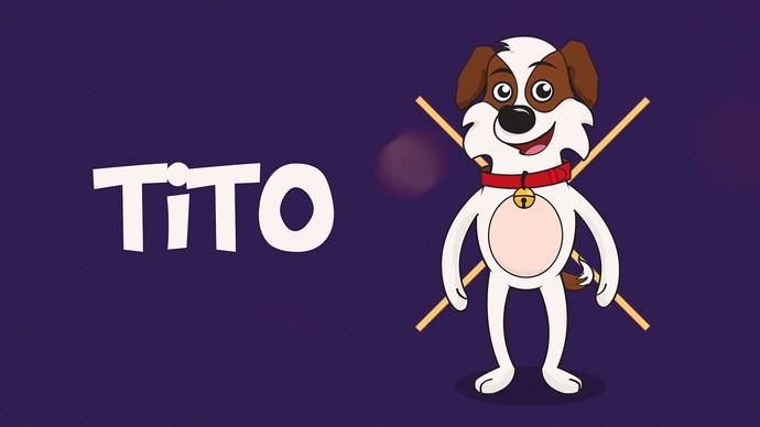 Tito (Foto: Gshow)