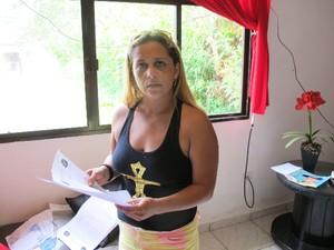 Versões diferentes deixaram mãe do jovem indignada (Foto: Rodrigo Martins/ G1)