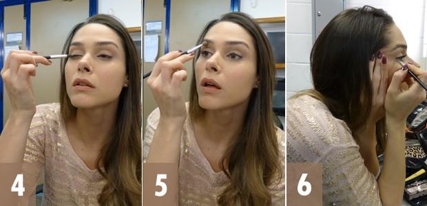 Fernanda Machado maquiagem 2 (Foto: Amor à Vida/TV Globo)