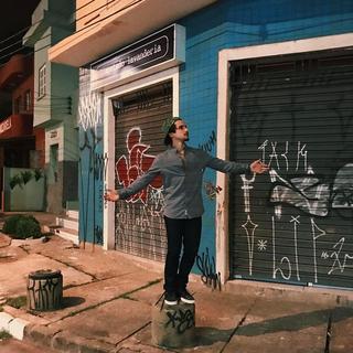 Gabriel Calamari (Foto: Reprodução/Instagram)