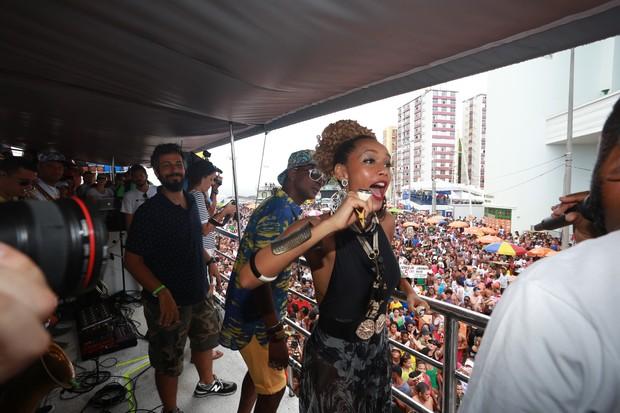 Taís Araújo (Foto: Dilson Silva/ Ag. News)