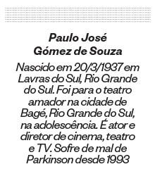Paulo José Gómez de Souza (Foto: ÉPOCA)