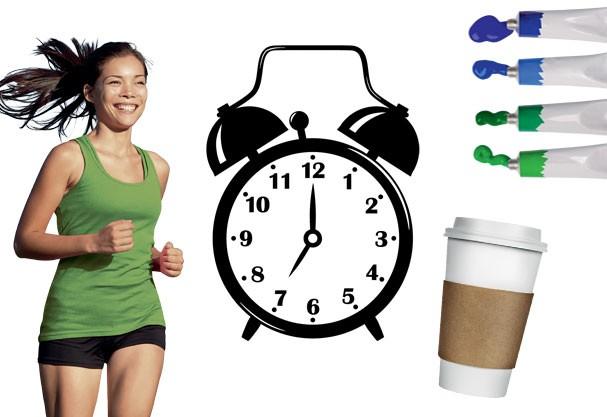 A hora certa: Saiba qual o melhor horário para cada passo do seu dia
