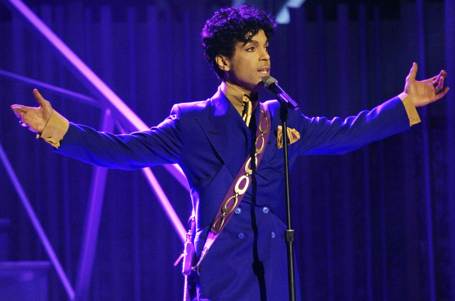 Prince (Foto: Divulgação)