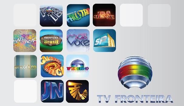 Rede Globo Tvfronteira Confira A Grade De Programacao Da Semana Na Tv Fronteira De 2 A 6 02