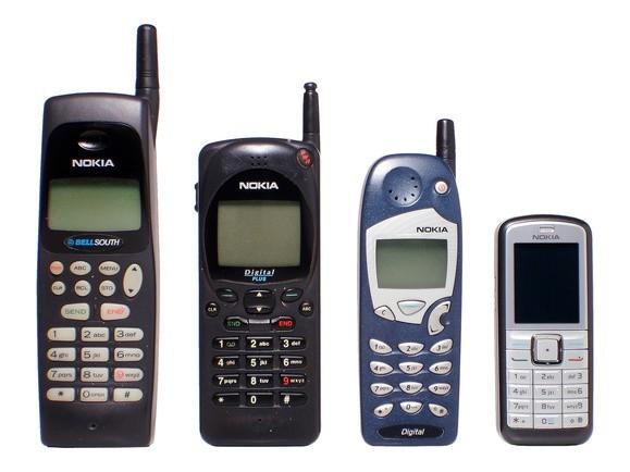 Pessoas Usam Antigos Celulares Nokia Como Vibradores Diz