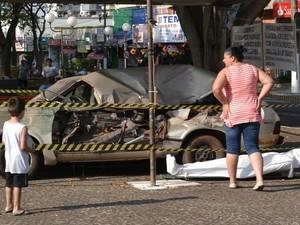Semana de Trânsito em Santa Bárbara D'Oeste (Foto: Michela Sousa/Prefeitura de Santa Bárbara)